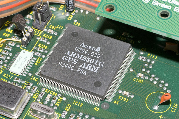 The Acorn ARM250, The first ARM SOC processor