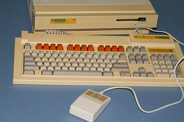 The Acorn Archimedes A310