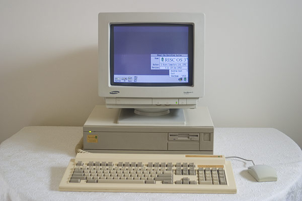 The A5000 after restoration