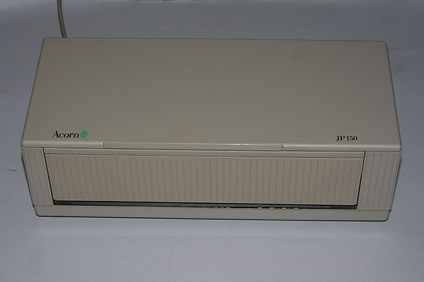 The Acorn JP-150 bubble inkjet printer
