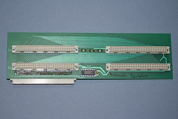 Computerware 4-way backplane