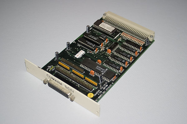 Cumana 16-bit SCSI interface