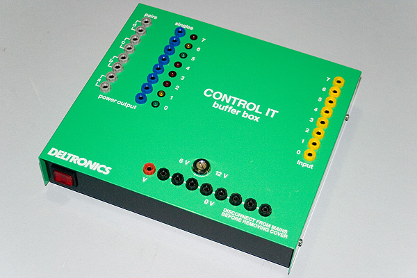 The Control IT buffer box
