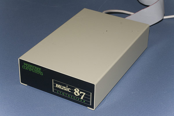 The Peartree Computers Music 87 module