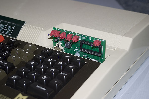 The IFEL ROM/RAM board for the Acorn BBC Master series