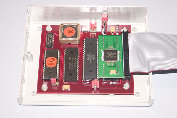 The ReCo6502 second processor circuit board
