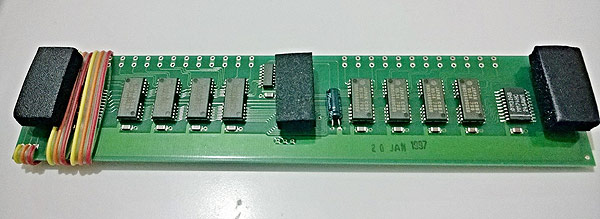 Simtec 4MB RAM expansion for the Archimedes A300 series