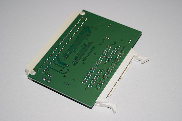 Simtec 16-bit IDE card solder side