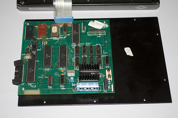 The VELA Mk. I. processor board