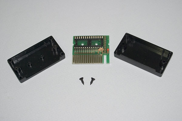 The Viglen Cartridge completely disassembled