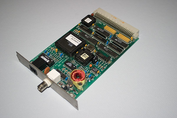 iCubed EtherLAN 500 network card