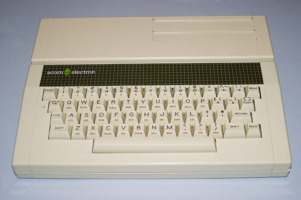 Acorn Electron and Plus 1 Expansion
