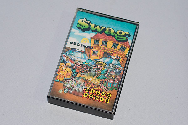 $wag (swag) cassette case