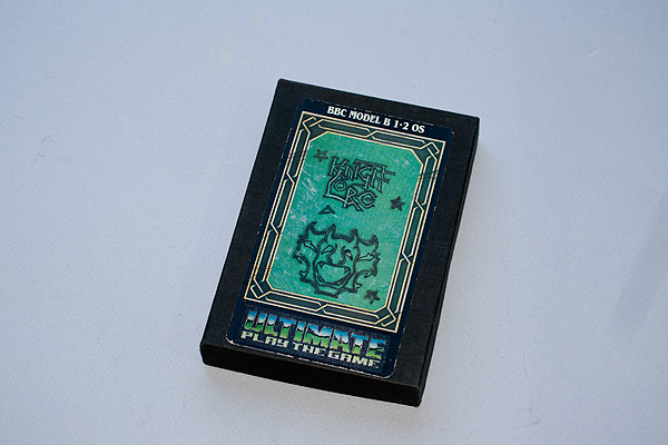 Knight Lore cassette case