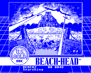 Beach Head - US Gold