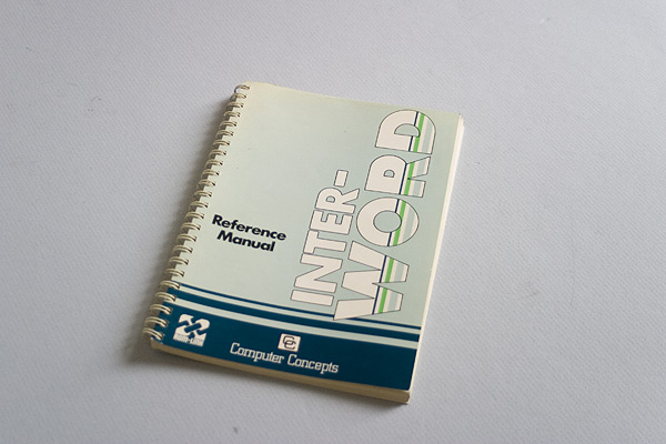 Inter-Word Reference Manual