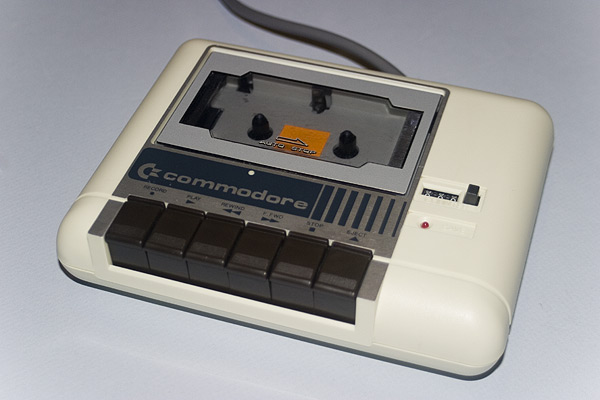 Commodore Datasette 1530 C2N