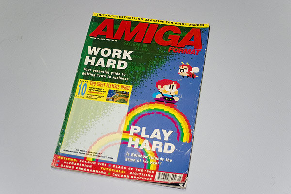 Amiga Format Issue 10