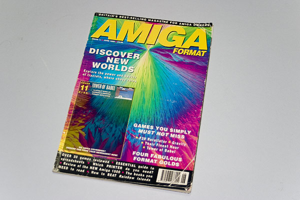 Amiga Format Issue 11