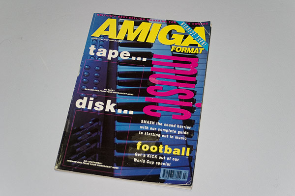 Amiga Format Issue 12
