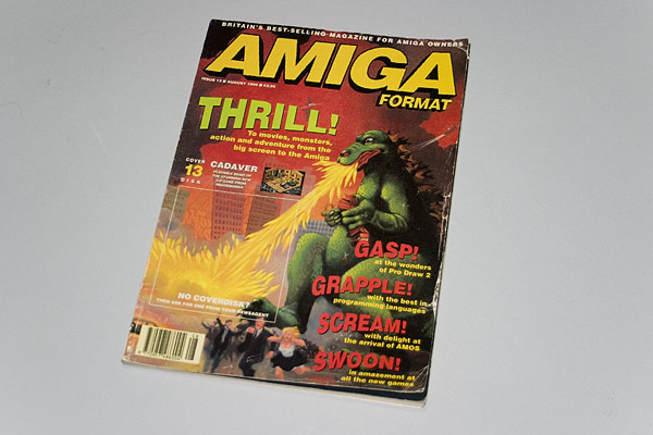Amiga Format Issue 13