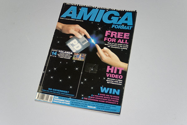 Amiga Format Issue 14