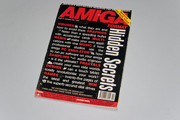Amiga Format Issue 15