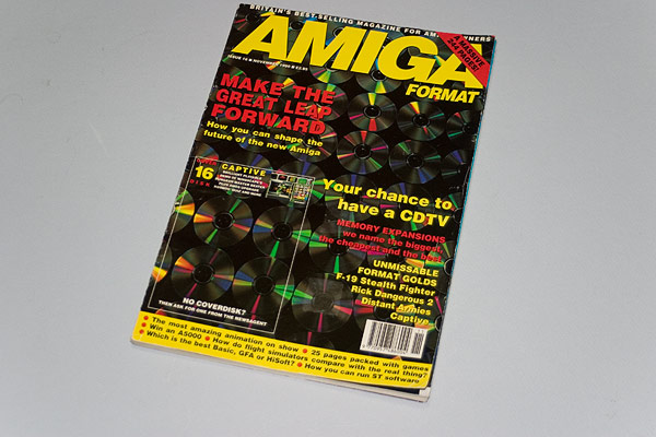 Amiga Format Issue 16