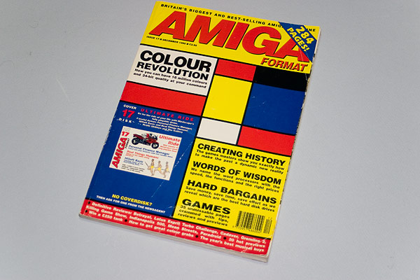 Amiga Format Issue 17