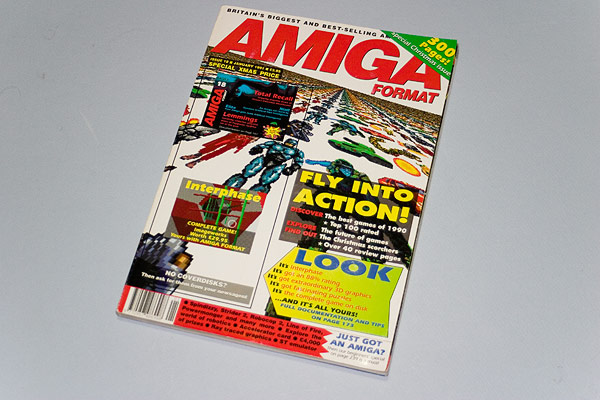 Amiga Format Issue 18