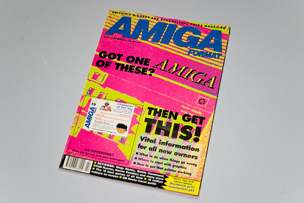 Amiga Format Issue 19