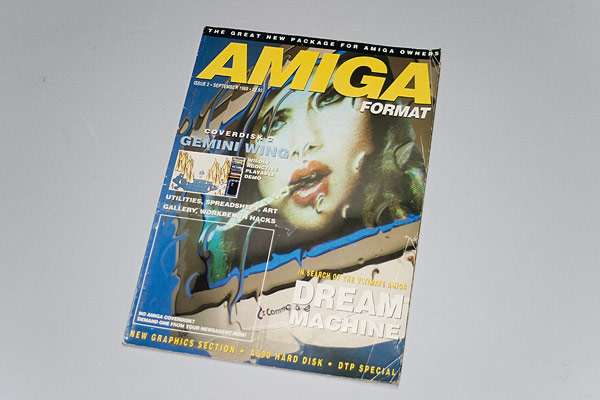 Amiga Format Issue 2