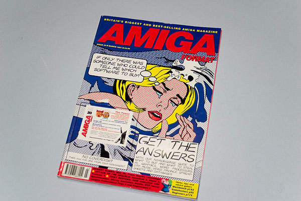 Amiga Format Issue 20