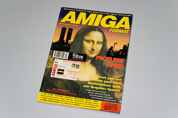 Amiga Format Issue 21