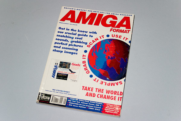 Amiga Format Issue 22