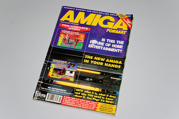 Amiga Format Issue 24