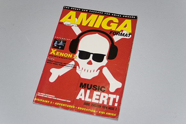 Amiga Format Issue 3