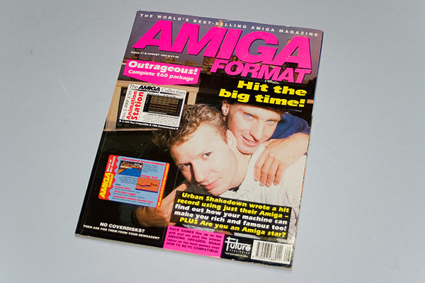 Amiga Format Issue 37