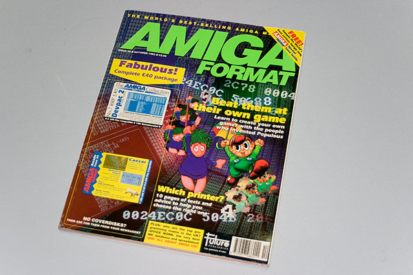 Amiga Format Issue 39