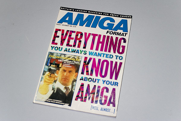 Amiga Format Issue 4