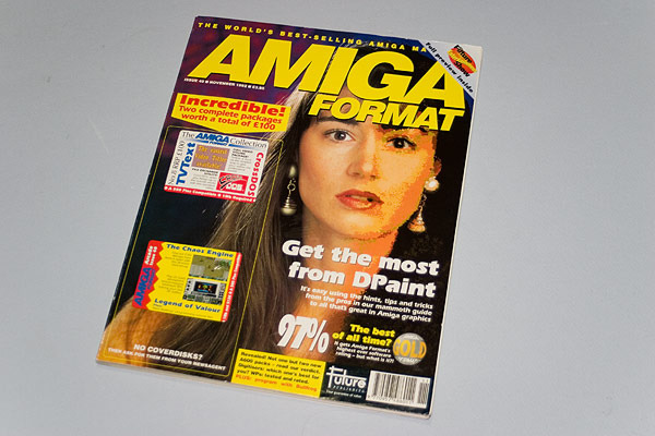 Amiga Format Issue 40