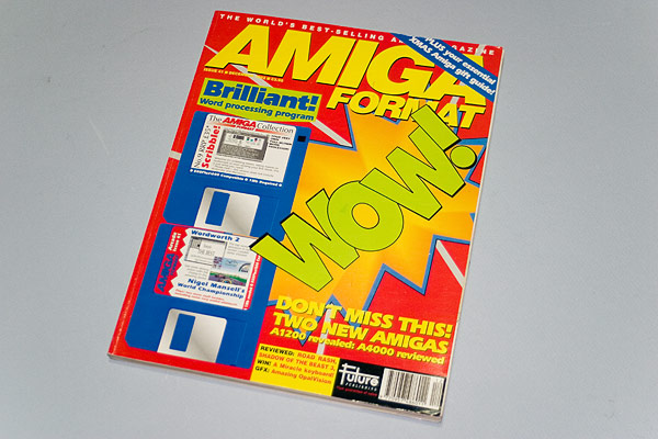 Amiga Format Issue 41