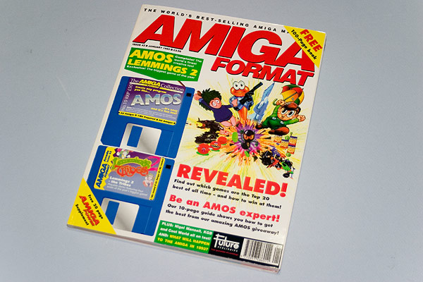 Amiga Format Issue 42