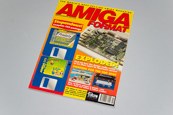 Amiga Format Issue 43
