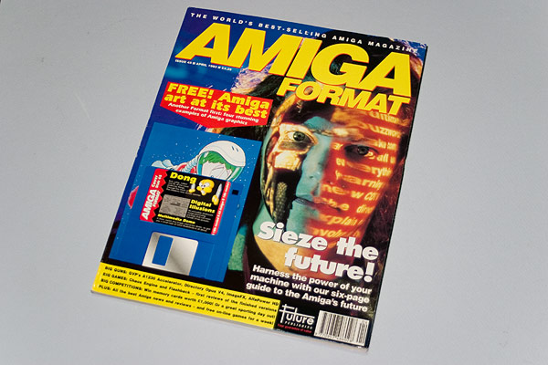 Amiga Format Issue 45