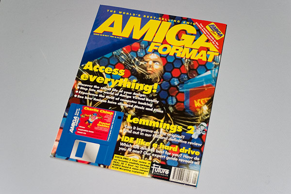 Amiga Format Issue 46