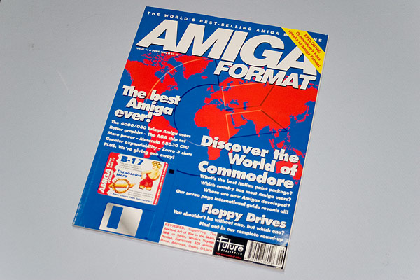 Amiga Format Issue 47