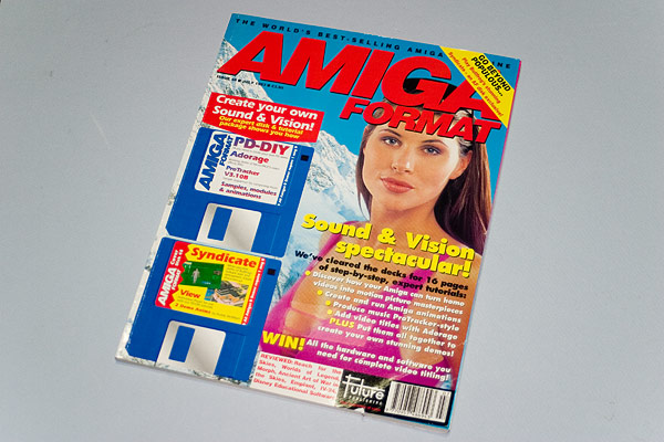 Amiga Format Issue 48