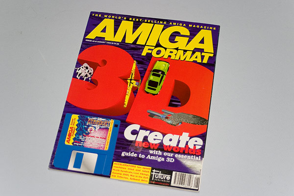 Amiga Format Issue 49