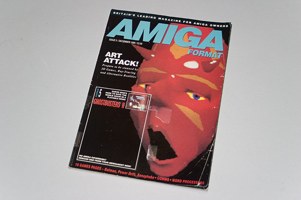Amiga Format Issue 5